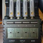 ニッケル水素電池(Amazon)の容量を測ってみました。