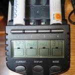 充電できなくなったニッケル水素電池を復活するか試してみました。