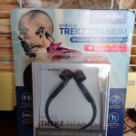 AfterShokz TREKZ TITANIUM(骨伝導イヤホン)を買ってしまいました(^_^;