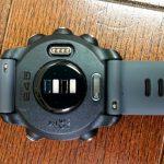 Garmin ForeAthlete 245の心拍計(光学式)と心電式の心拍計の計測値を比較してみました