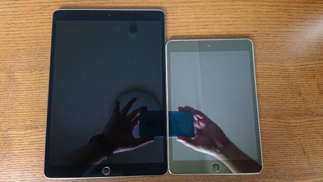 iPad Air3買いました ipad mini 2と比較