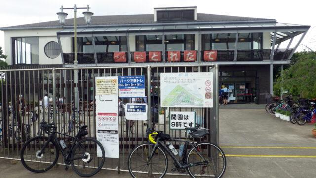 サイクリング解禁+久しぶりの外ライド キッチンとれたて 荒川サイクリングロード 左岸