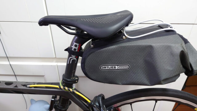【完結】Apple AirTagを自転車につけました